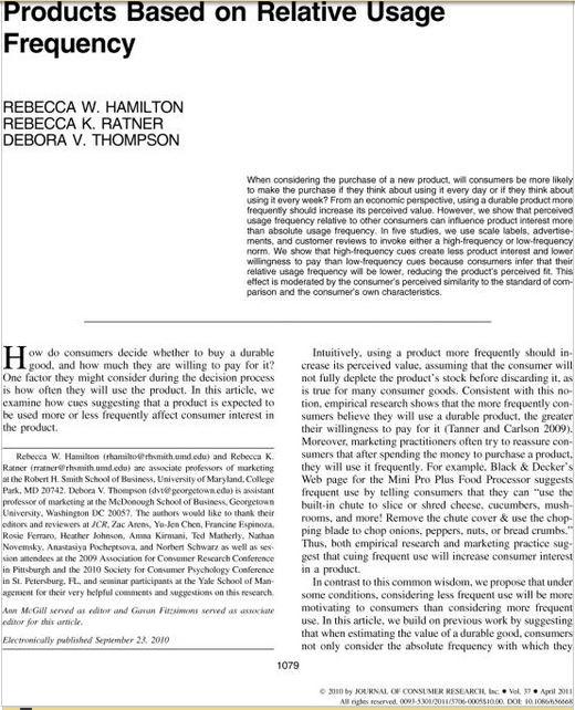 Hamilton article