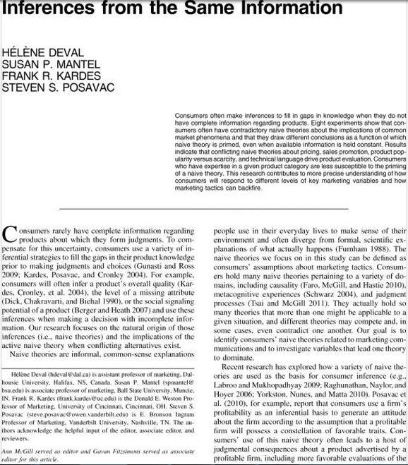 Helen Deval article