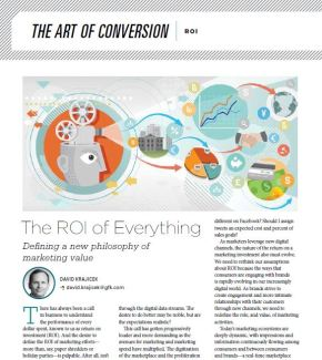 The ROI of Everything