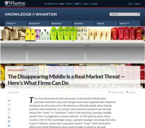 The Disappearing Middle Is a Real Market Threat – Here's What Firms CanDo