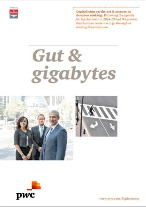 Gut & gigabytes: Capitalising on the art & science in decision making