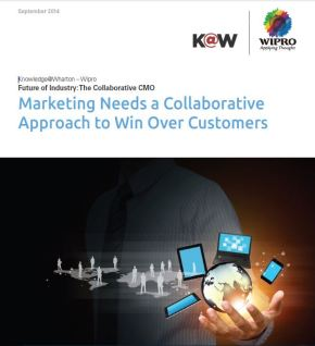 Marketing Needs a Collaborative Approach to Win OverCustomers