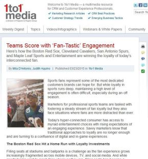 Teams Score with 'Fan-Tastic' Engagement